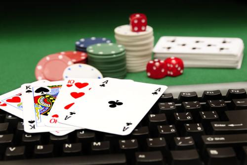 Online casino spelletjes