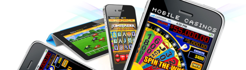 """Speel nu op de beste casino sites via je smartphone of tablet"""